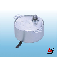 stable high output torque synchronous motor