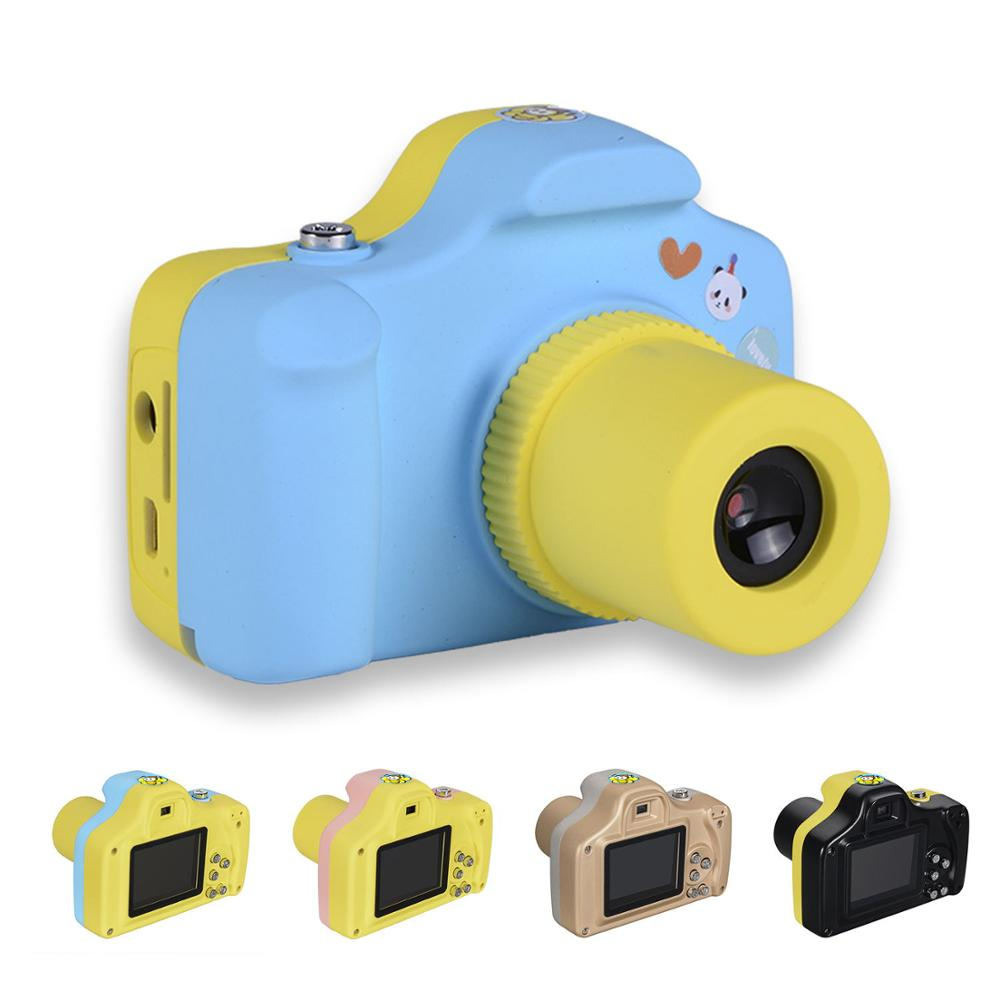 Best Toys Kids Camera HD 1080P Fine Gift Video Child Camera Special for Children with Different Color and Mode Can Be Choose