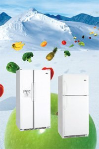 White Westinghouse Refrigerators