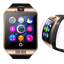 2018 Hot Products Q18 Mobile Smart Watch For Android Smartphone With Wifi