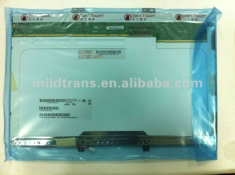 wholesaler of tablet pc lcd screen replacement B154EW01 15.4 inch lcd screen 1280*800 computer parts