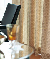 Light-resistant and UV reduction design curtains product line