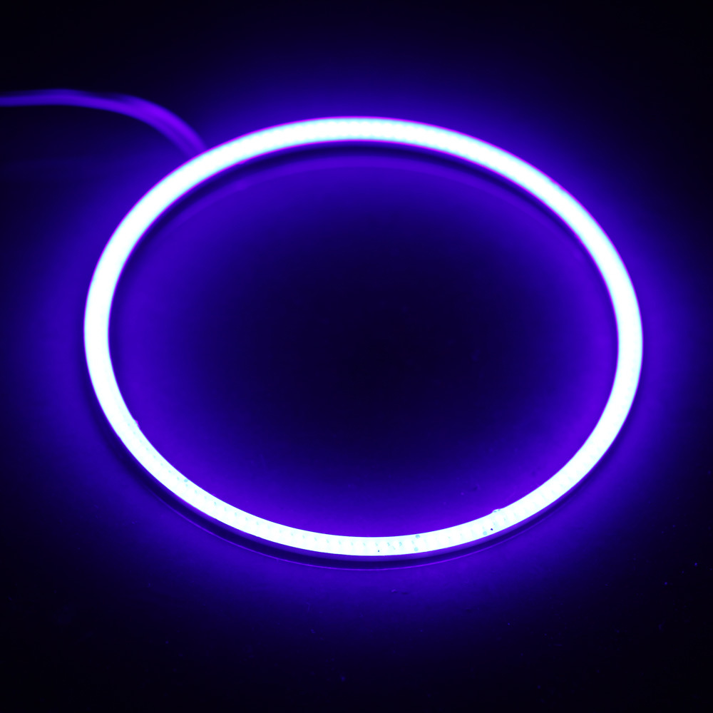 High bright, nice decorative circular angeleyes, full circle angel eyes led light