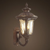 Antique simple high quality brass outdoor wall lighting