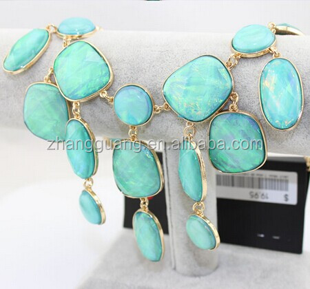fashion charming statement necklace