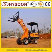 CE multi-function articulated mini wheel loader for sale