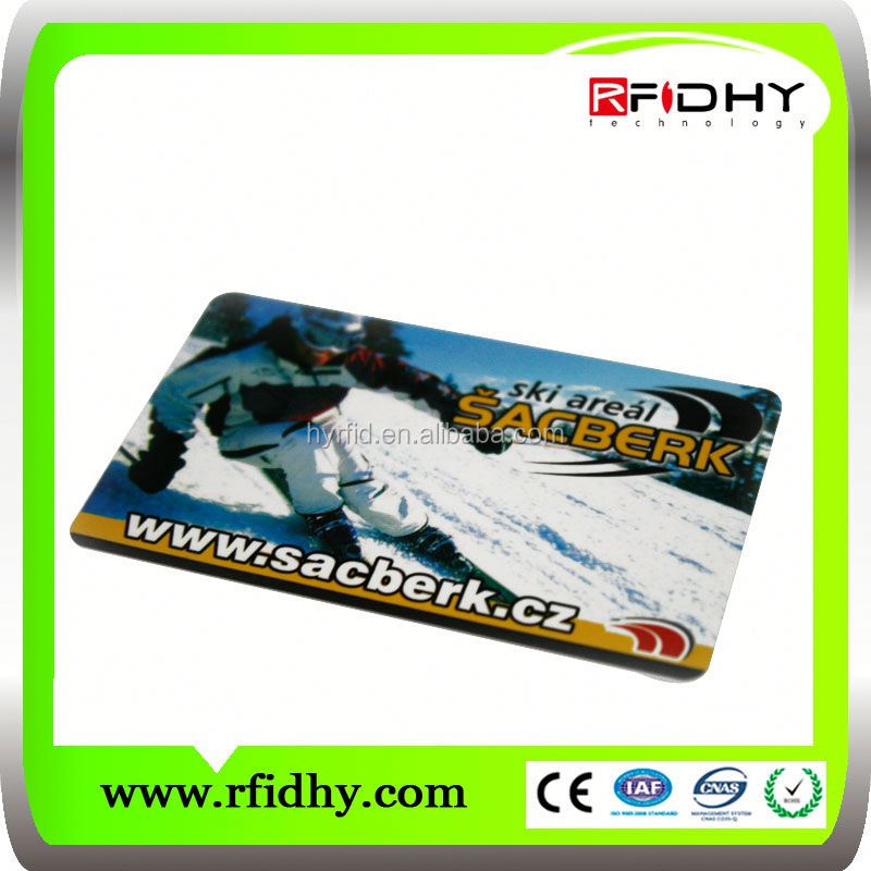 china supplier RFIDHY smart tv card