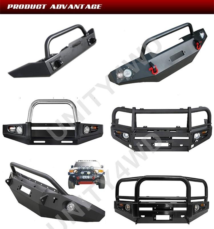 Super quality 4x4 triton accessories triton front bumper l200 bumper for mitsubishi l200 buy
