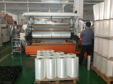 Stretching film machine PE film production line