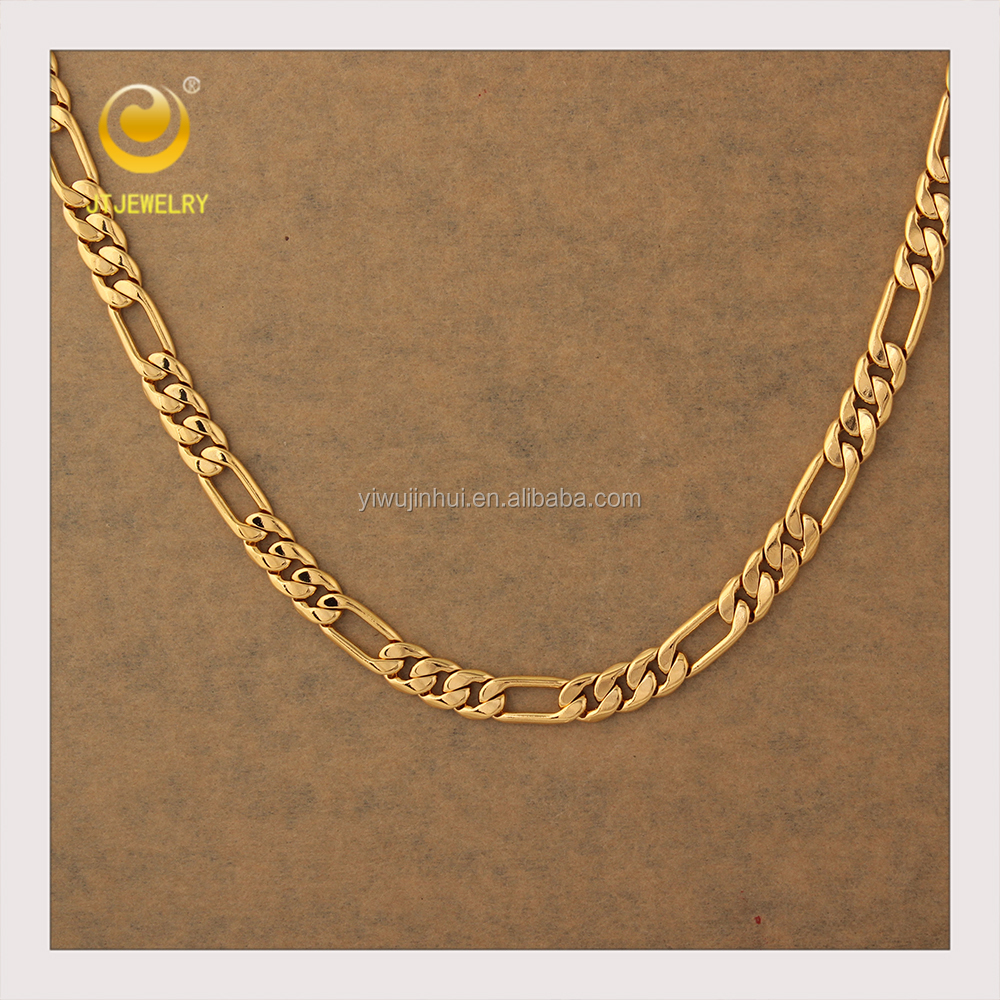 Alibaba china wholesale gift rose gold necklace chain