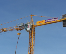 tower crane lifting capacity 6 tons