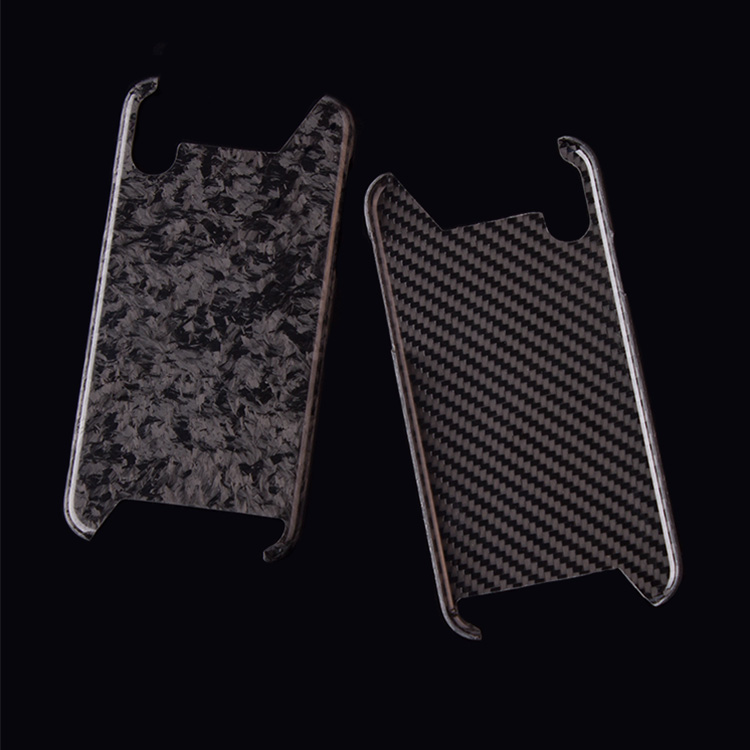 100% Carbon Fiber Compatible <strong>Phone</strong> Case For Iphone
