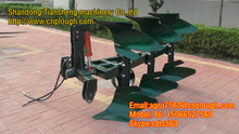 1LF series of hydraulic reversible plough about Hydraulic flip plow
