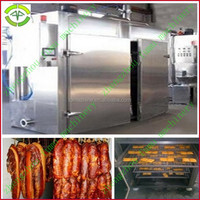 2014 hot selling commercial meat smoker