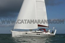 sail catamaran OVNI 495 NEW BUILD