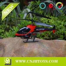 S810 Super Anti-wrestling ! 3.5CH Strong Metal Micro IR Gyro RC Helicopter Toys
