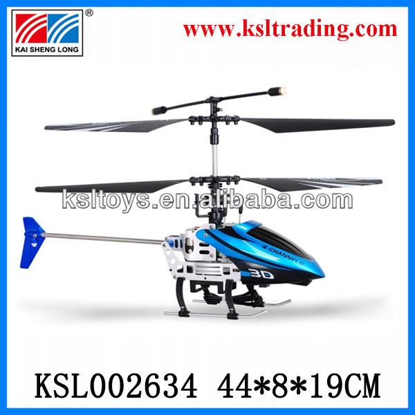 wholesale 4 channel remote control helicopter with thallium machine