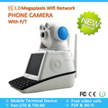Best Price !!! The 4rd Network Phone Camera 1.0Megapixels Wifi Network phone Camera with P/T