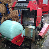 Factory price corn silage packing machine