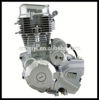 250cc Kick Start 200cc Air-Cooling 3 Wheel Motorcycle Engine