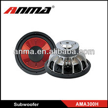 "18"" subwoofer speaker box car auto subwoofer"