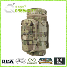 Tactical Molle Water Bottle Pouch H2O Hydration Carrier