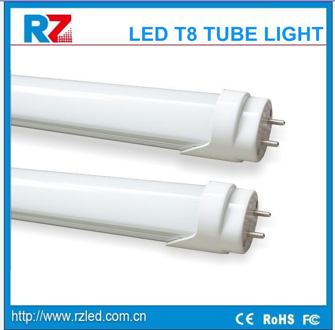 Factory wholesale price 9w transparent t8 led tubes fluorescent light 2013 led tube6 japanese system
