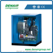 22kw silent oil free scroll Air Compressor for food industry