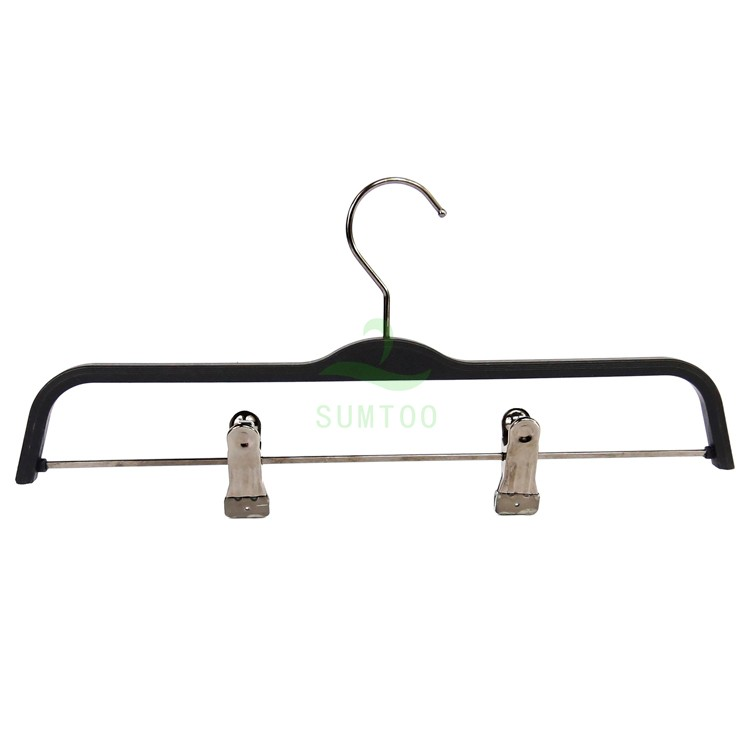 High Quality Heavy Duty Plastic Hanger With Clips