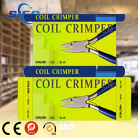 hand held coil crimpers pliers