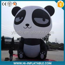 Giant inflatable panda for decoration advertising F1008