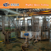 Mechanical Driven Type Plastic Bottle Beer Filling Plant
