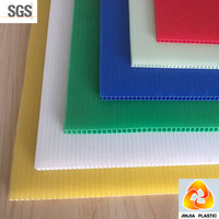 corrugated plastic sheet pp correx sheets