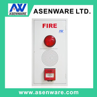 Asenware fire sounders and flashes / conventional combined fire warning