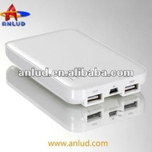 FASHION 2012 ALD-P01 5000mAh dual usb power bank
