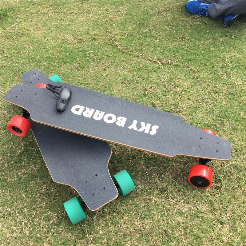 Electric kateboard decks wholesale skyboard adults play for Cheap decking boards for sale