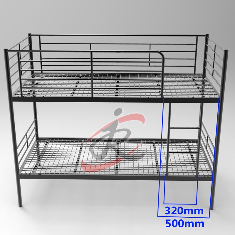 New design adults bunk bed for bedroom furniture