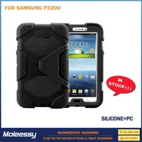 Top grade and beautiful tablet carry case for samsung tab 3 P3200