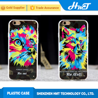 high quality 2016 China supplier animal case for iphone 6 king style case cat wolf deer elephant lion tiger