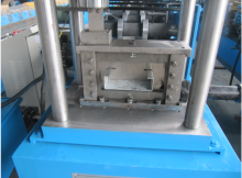 Steel Frame C Purlin Panel Cold Roll Forming Machine Price