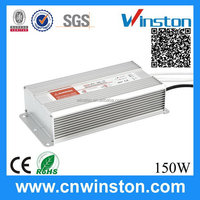 2016 OEM LPV-150-24 24V 6.5A 150w waterproof led driver