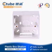 Wall mount plastic cases electronic abs waterproof enclosure junction box