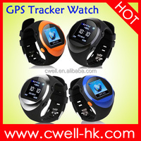 Wrist Watch GPS Tracking Device for Adult Twatch S88 GPS Watch Tracker for Senior Citizen