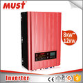 Famous Brand MUST manufacturer 12v dc to 230vac solar panel power inverter solar 1500w 220v inverter