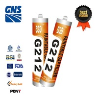 OEM Factory Colored Acrylic Duct Silicone Sealant