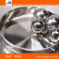 gazing balls wholesale chrome steel ball