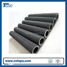 oil resistant flange joint braided high pressure braided rubber hose