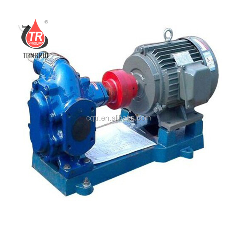 Vacuum Pump Oil Pump for Used Oil Purification Machine