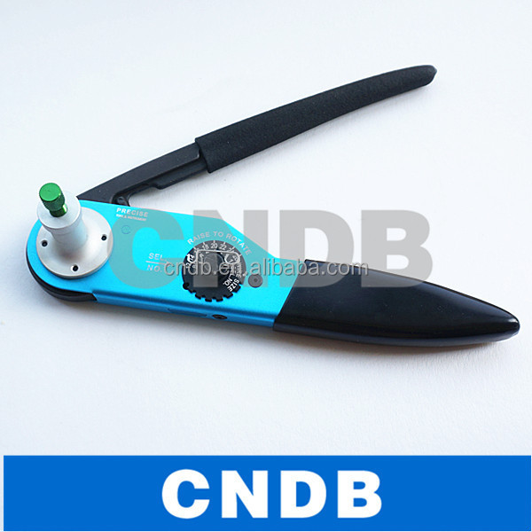Deutsch Standard adjustable hand crimp tool/tool soild contacts CHDT-48-00 Made in China