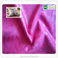 100% polyester faux suede fabric,imitation leather fabric